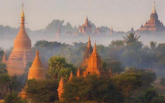 Myanmar Tours and Holidays